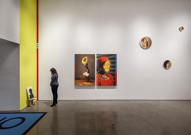 Dalston Anatomy at Yossi Milo Gallery