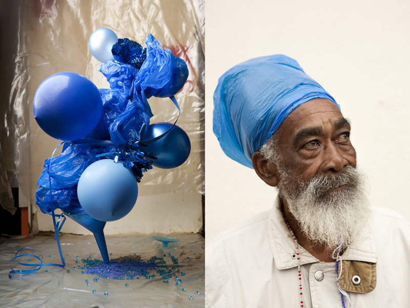 Plastic Blue #1&2